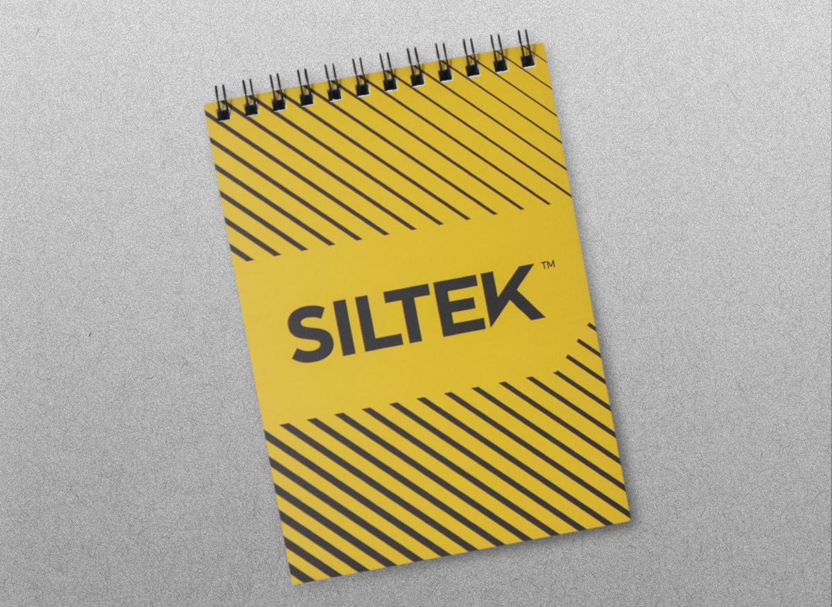 Блокноты siltek