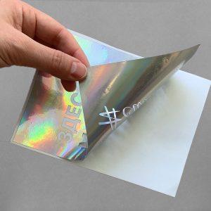 Металлизированные печать